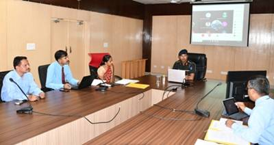 Principal interaction with cadets